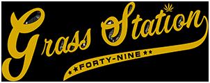 Grass Station 49 Logo